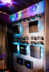 Party Bus Rental Gaming Systems