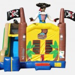Rent a Pirate Bounce House
